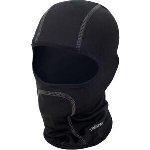 Trespass Moulder Kids Black Balaclava Lightweight Breathable Face Mask