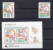 Corea del Sur Olimpiada se Seul año 1985 (CP-311)