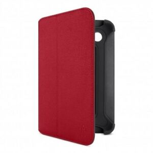 Belkin Bi-Fold 7in Folio Case with Stand for Samsung Galaxy Tab 2 - Red