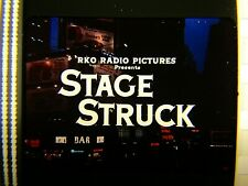 Stage Struck 1958 35mm Color Feature Henry Fonda Susan Strasberg
