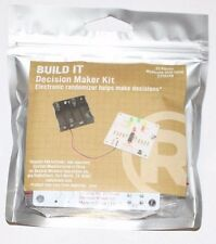 New Build it DECISION MAKER KIT 2770348 by Radio Shack    - Lot of 2 . You Get 2