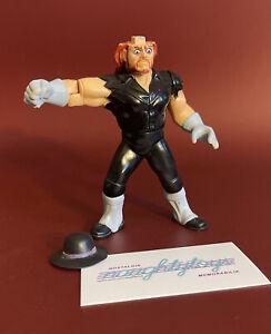WWF Hasbro The Undertaker Series 4 Wrestling Figure 1992 *Comes w/ Jakks Hat*
