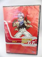Dvd manga dragon ball GT Vol 3 TF1 AB prod VF DBZ dvd neuf sous cello