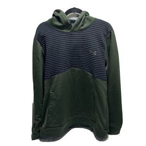 under armour storm hoodie large