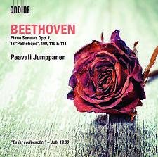 "Ludwig van Beethoven: Piano Sonatas, Opp. 7, 13 - """"Pathetique"""", 109, 110 & 111"