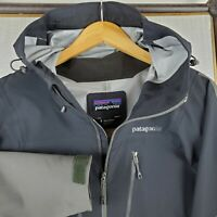 PATAGONIA Size Small Waterproof Mens Mixed Guide Hooded Jacket Seam Sealed $299