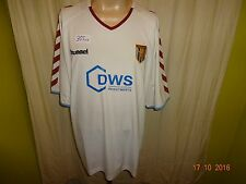 "Aston Villa FC Originale HUMMEL MAGLIA 2004/05 ""DWS Investments"" TG. XXL Top"