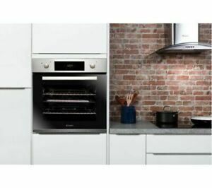 New CANDY FCP405X/E Electric Oven - Stainless Steel