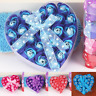 24Pcs 5 Colors Rose Soap Flower Bath Body Soaps Wedding Valentine's Day Gift New