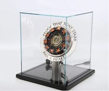 Very cool 1:1 scale Iron Man Arc Reactor A generation of glowing iron man heart