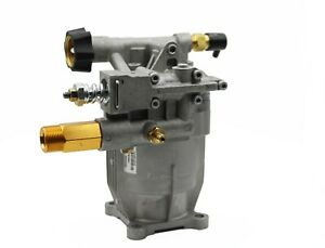 "PEGGAS - Pressure Washer Pump - 3/4"" - 2800-2900 PSI 2.5 GPM - Horizontal Shaft"