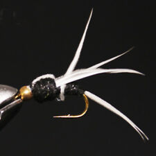 Fly Fishing Flies New Design Baits One Hook Feather Dry Flies 12PCS One Dozen