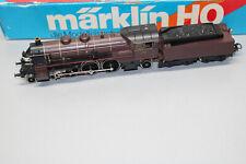 Märklin 3111 Locomotive à Vapeur Série 5920 Sncb Échelle H0 Emballage D'Origine