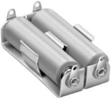 4X New Brand No.59K0298 Keystone 140 Battery Holder, Aa, Panel
