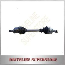 SUBARU OUTBACK LIBERTY  YEAR FROM 2004-2009 TWO FRONT CV JOINT DRIVE SHAFTS