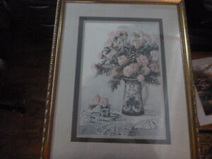 Joy Evans Signed and Numbered 1757/1950 Limited Edition Print