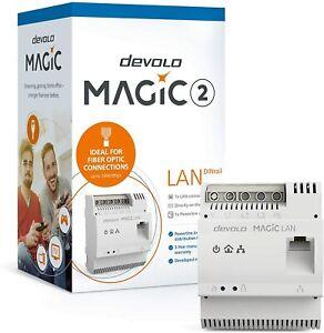 Devolo Magic 2 LAN DINrail, Hutschienenadapter,  * NEU *