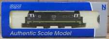 N Gauge Dapol ND084P Hymek #D7084 BR Two-Tone Green Late Crest Powered BNIB