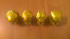 Kamen Masked Rider Fourze Legend Rider Gold Switch Set Ganbaride