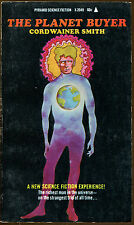 The Planet Buyer by Cordwainer Smith-Vintage Pyramid Paperback