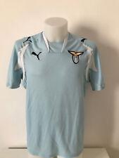 maglia calcio SS Lazio biancocelesti puma home tag.M shirt trikot maillot Z194