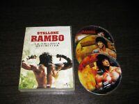 Rambo (La Trilogia Ultimate) DVD Sylvester Stallone Tre Film