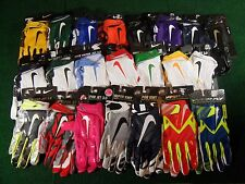 Nike UA Vapor Jet 3.0 Knit Fly Skill Receiver Football Gloves 4.0 Superbad Swarm