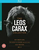 The Leos Carax Collection [Blu-ray] [DVD][Region 2]