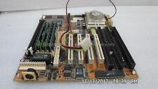Amptron PM-8900 V1.6A Motherboard w/ 24MB RAM Intel SY062 120MHz CPU & Heatsink