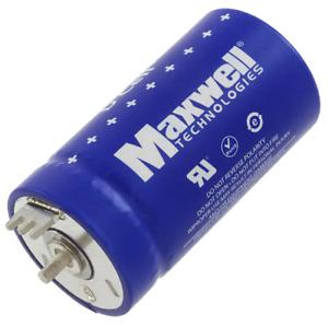 BCAP0310 P270 T10 10 Super Capacitor Maxwell Technologies Ultra  2.7V DC 310F