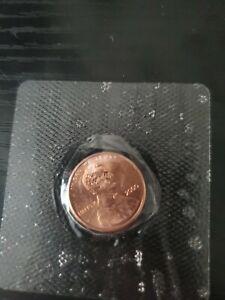 2000 Lincoln Memorial Cheerios Penny