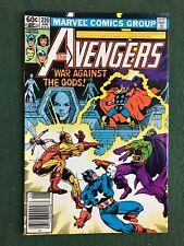Avengers #220 Marvel Comics Bronze Age Captain America Thor Iron Man vf