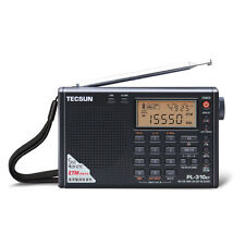 Tecsun PL-310ET Radio FM Stereo/AM/LW/SW Digital ETM World Band DSP Receiver