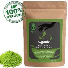 ORGANIC Japanese Matcha Green Tea Powder - CEREMONIAL GRADE Organic Matcha Gr...