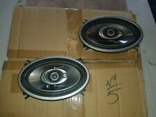 PIONEER TS-A4672R 4 X 6 COAXIAL 3 WAY SPEAKERS