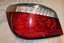 08 09 10 BMW 528 535 550 M5 PASSENGER LED LH TAILLIGHT TAIL LIGHT LAMP 3129