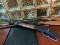 Vintage Lot DAISY BB GUNS models 25, 1105, 1894 saddle ring carbine