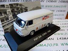 PIT12D 1/43 IXO Altaya Véhicules d'époque ITALIE : FIAT 238 conserves CIRIO