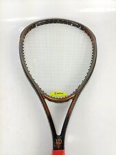 Wilson 2.8 Sledge Hammer Stretch Tennis Racquet Racket 116 Sq 4 1/4 (2) Grip
