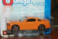 FORD - MUSTANG GT - 2006 - BURAGO - SCALA 1/43