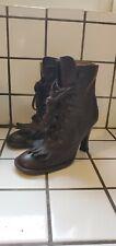 Dolce Gabbana Womens Boots Brown size 36