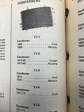 MOtorcraft YJ-4 A/C Condenser 1971 & 1972 Full Size Fords