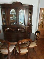 Mobile sala completo di tavolo e sedie usato