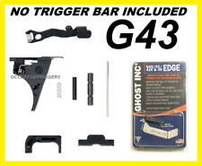 Glock Trigger Housing Parts Fits 43 Lower with Ghost Edge Connector
