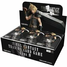 Final Fantasy: Opus IV Booster Box Factory Sealed
