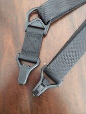 BDI Tactical 1 and 2 Point Multi Mission Adjustable Rifle Sling -Black