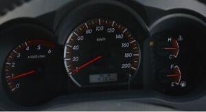 Toyota hilux Fuel gauge repair/recalibration