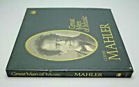Time Life Records Great Men Of Music Gustav Mahler 4 LP Set Pre-Owned