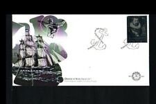 [VZ016_60] 2011 - Netherlands FDC E637 blanco - Piet Hein - Silver stamp