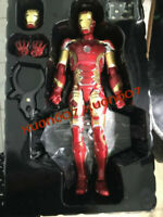 HC Toy The Avengers Iron Man MK43 1/6th Scale Action Figure New No Box 28cm